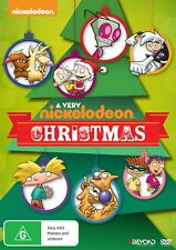A Very Nickelodeon Christmas DVD $12.99