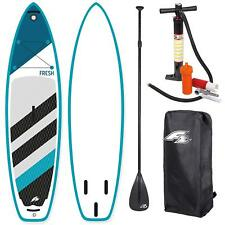 F2 sup Fresh 11,5 stand up paddle board completamente set 350 cm hinchable 2019 Wow