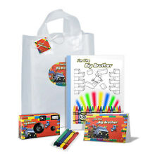 I'm The Big Brother Gift Bag-Blocks-Single Use Disposable Camera/child (Pkg-702)