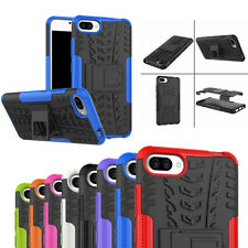 TPU Heavy Duty Hard Shockproof Stand Case Cover For ASUS ZenFone 4 / 4 Max Pro