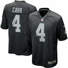 Nike NFL Oakland Raiders Youth Home Game Jersey - Derek Carr