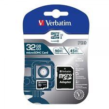 Verbatim Pro 32 GB MicroFlash SD Card