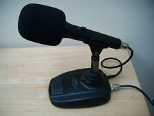 Black Windsock for Base Station Microphone Yaesu MD-100 may fit other makes FR