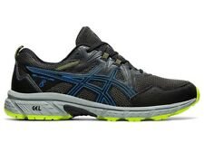 Asics Gel-Venture 8 Mens Trail Running Shoes - Black/Directoire Blue
