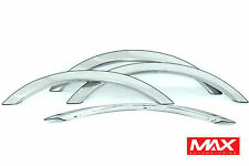 FTLC202 2003-2011 Lincoln Town Car POLISHED Stainless Steel Fender Trim