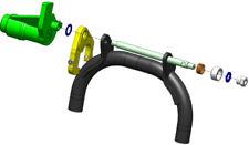 Blocca cavalletto antifurto Push & Block Piaggio MEDLEY 125 150