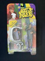Dr. Evil - McFarlane Toys - Austin Powers Series Action Figure - NEW + MINT
