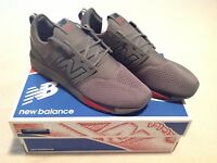 """MEN`S NEW BALANCE """"LIFESTYLE"""" ATHLETIC SNEAKERS SIZE 11M NEW #MRL247GN GREY"""