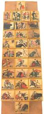 .c1950's RARE / BIZZARE COLLECTION SPANISH BULLFIGHTING MATCHBOXES