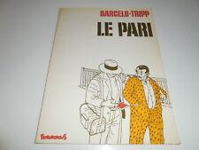 EO LE PARI/ BARCELO/ TRIPP/ FUTUROPOLIS/ BE