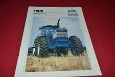Ford TW-35 TW-25 TW-15 TW-5 Tractor Dealer's Brochure YABE18