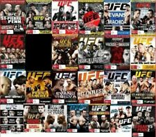 UFC Collection Vol. 94-100, 102-103, 105-118 (**23 VOLUMES**) NEW/SEALED