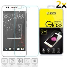 [2-Pack] KHAOS For HTC Desire 825 HD Tempered Glass Screen Protector
