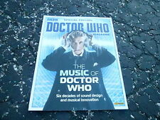 SPECIAL MUSIC #1 DOCTOR WHO magazine ( UNREAD)