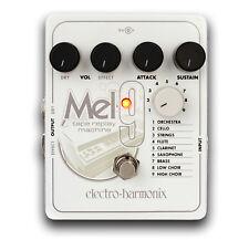 Electro Harmonix MEL9 Tape Replay Machine Mellotron Style Effects Pedal