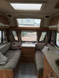 4 Sleeping Capacity Touring Caravans Caravans 1 Bedrooms For Sale Ebay