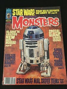 FAMOUS MONSTERS OF FILMLAND #138 Star Wars