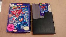 * Vintage Mega Man 5 Nintendo NES in Original Box