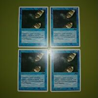 Dandan x4 Chronicles 4x Playset Magic the Gathering MTG