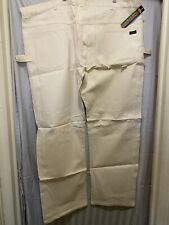 Vintage,Dee Cee Painter Jeans,100% Cotton,color (Beige),Made In The Usa