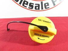 DODGE RAM CHRYSLER JEEP E-85 Ethanol Flex Fuel Yellow Gas Cap NEW OEM MOPAR
