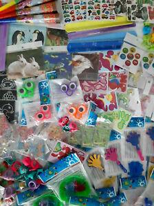 50 x Mitgebsel Mix   Kinder Geburtstag Spielzeug Kleinspielwaren Tombola Schule