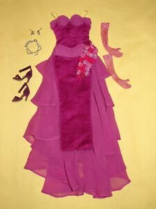 """Tonner - 2006 Moonlight Mystery Daphne 16"""" Tyler Fashion Doll Outfit"""
