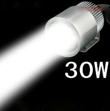 12V 30W CREE LED Spot Light Motorcycle ATV Boat Off Road Waterproof Headlight