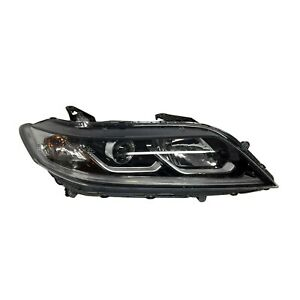 FIT HONDA ACCORD COUPE EX EX-L 2016-2017 RIGHT HEADLIGHT HEAD LIGHT FRONT LAMP