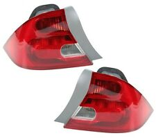 TAIL LAMP LIGHT LEFT AND RIGHT PAIR SET FITS 2001 2002 2003 HONDA CIVIC COUPE