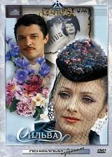 SILVA / СИЛЬВА MUSICAL BASED ON IMRE KALMAN OPERETTA RUSSIAN DVD