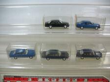 L61-0,5# 5x Wiking H0, Mercedes-Benz MB, 157 500 SE, 153 260 E, TOP+2xOVP