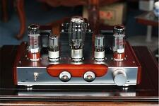 AI Edward EL34 vacuum tube Audio Music power amplifier Class A Amp high-end NEW