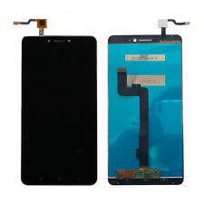 """Black 6.44"""" Touch Digitizer + LCD Display Screen Assembly For Xiaomi MI MAX 2"""