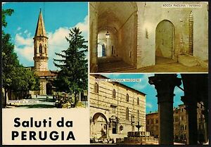 AA2391 Perugia - Città - Views