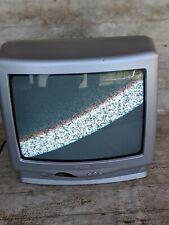 Vintage Cube Gaming CRT TV 14in Beko 14272tds