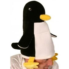Penguin hat with Legs soft fabric faboulous fun  adult size H6709