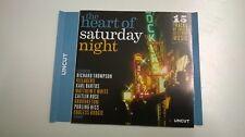 The Heart Of Saturday Night Uncut CD - Villagers Karl Bartos Richard Thompson