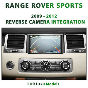 [2009 - 2012] Range Rover Sports L320 Reverse Camera Integration