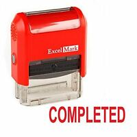 ExcelMark Emailed Date Stamp Black Ink Compact Size