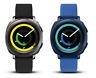 Samsung Gear Sport Bluetooth Smartwatch - Black / Blue