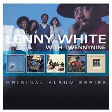 Lenny White - Original Album Series (NEW 5CD)
