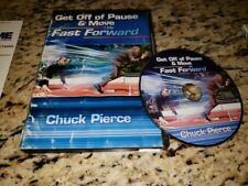 CHUCK PIERCE DVD GET OFF OF PAUSE & MOVE INTO FAST FORWARD