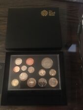 More details for 2010 royal mint proof coin set  box and coa. superb coin set.