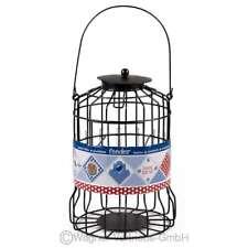 BUZZY Birds Futterspender Erdnussbutter Vogel Futter Station Säule