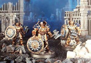 3 Annihilators / Annihilatoren , Dominon / Vorherrschaft Warhammer AOS Stormcast