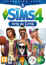 The Sims 4 City Living PC IT IMPORT ELECTRONIC ARTS
