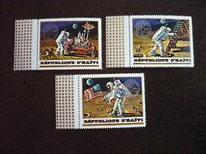 Stamps - Haiti - Cinderellas