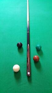 TON PRARAM series 1 maple 3/4 Snooker/pool Cue,  beautiful.