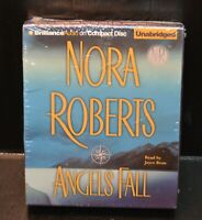 ANGELS FALL by NORA ROBERTS (2006)  Abridged CD~13 CD Audiobook SEALED